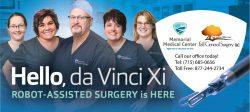 da vinci robot surgery minimally invasive